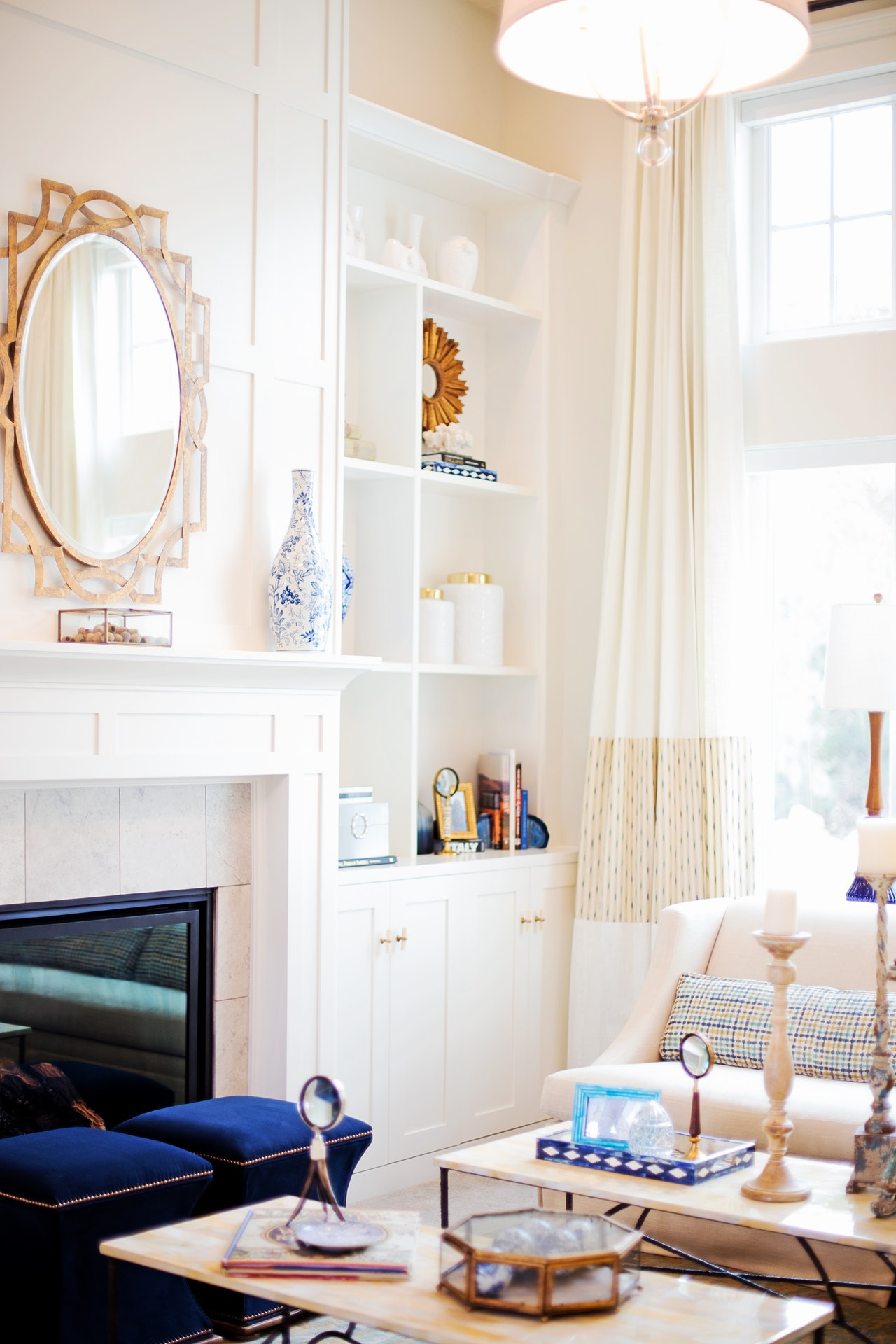 beautifully styled and clutter free home in Manhattan Beach