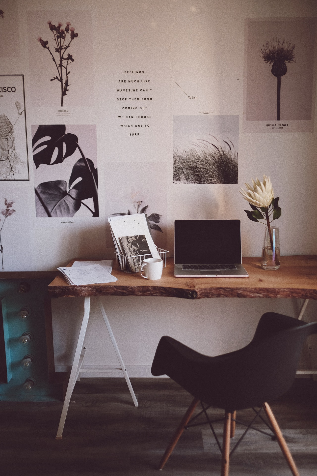 home office best layout