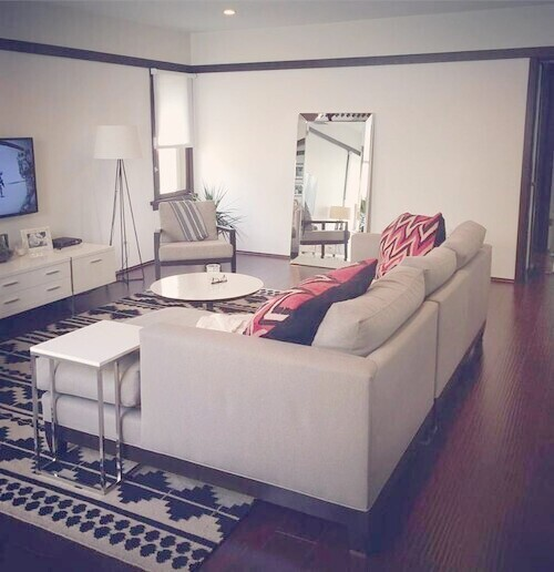 stylish, clean lines and modern interior design